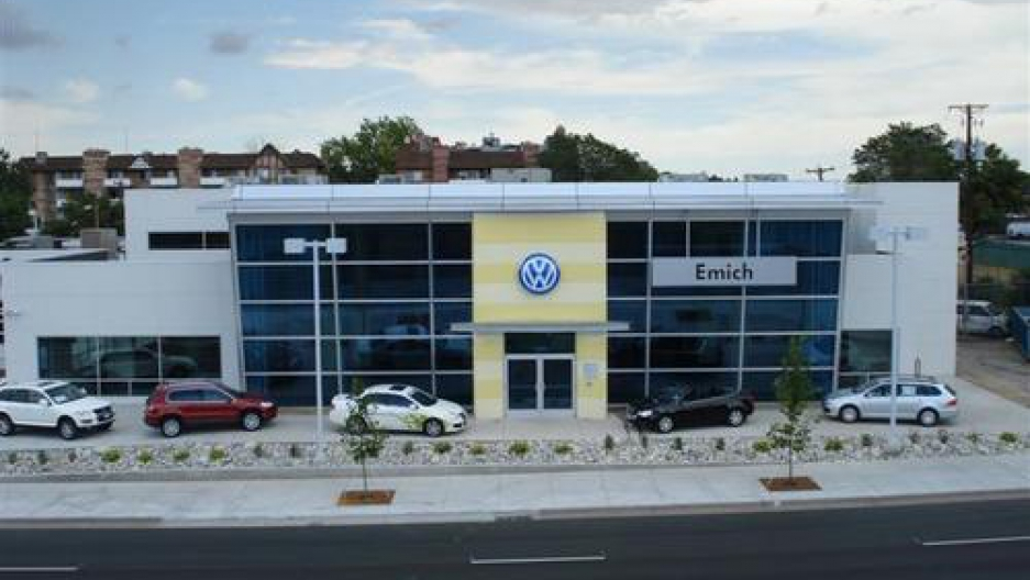 The Vw Scandal As Seen From An American Dealer S Point Of View Public Radio International
