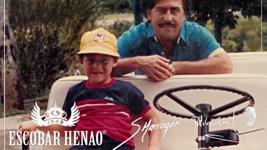 The Escobar-Henao company image.