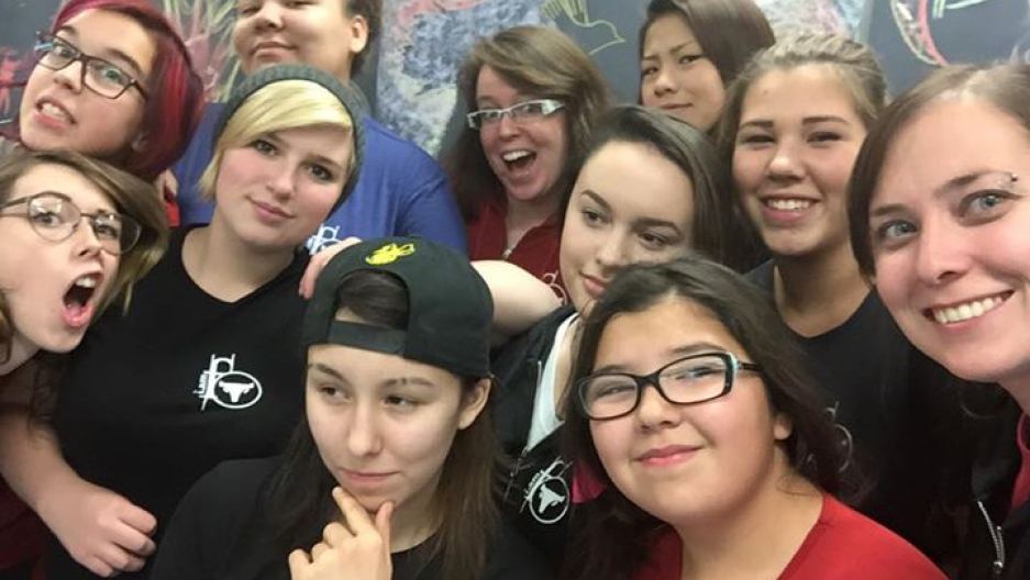 FOXY opens a dialogue with young women across the Canadian North about sexual health, relationships, and making healthy decisions.