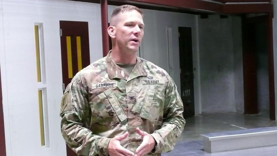 Commander Stephen Gabavics