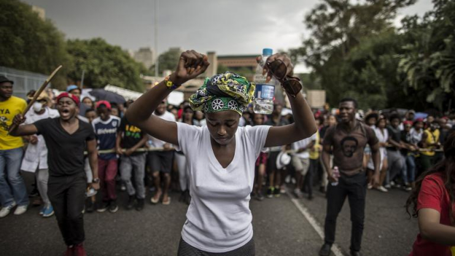 UPDATE: After massive protests, South Africa freezes ...