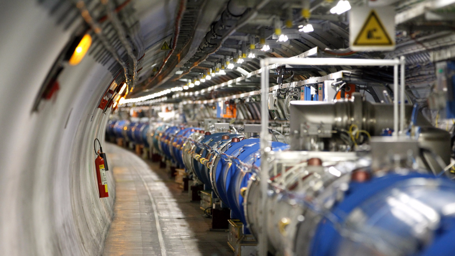 hadron supercollider