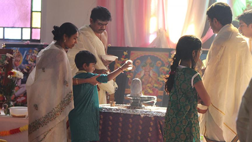 In Maine, a Hindu American Community Comes Into Its Own