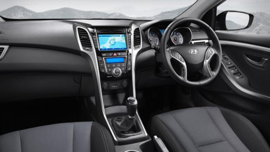 Hyundai's i30 Tourer - where's the cigarette lighter jack?