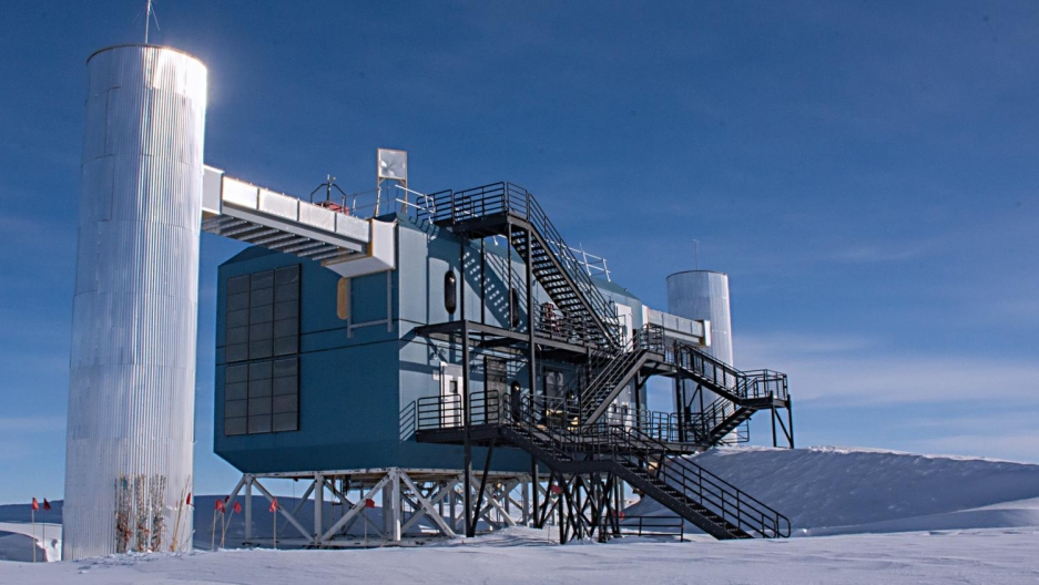 A new book recounts the amazing history of the IceCube ... Icecube Neutrino Observatory