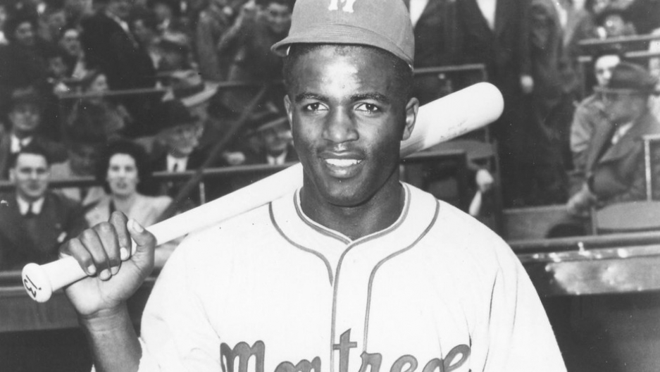 Like any other player, Robinson needed to earn his spot on the Montreal Royals' roster.