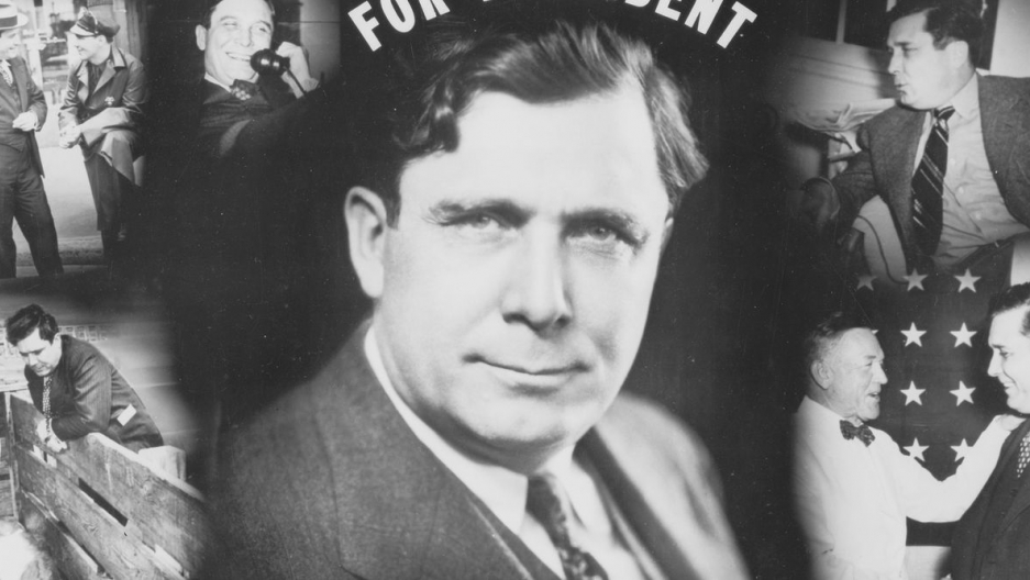 The surprise Republican candidate in 1940: Wendell Willkie