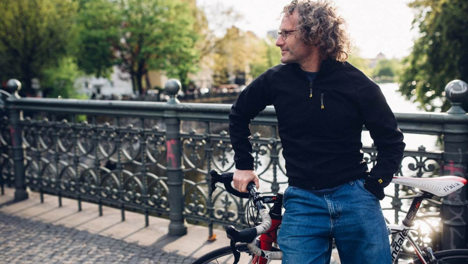 """""""I'm free and I can talk to you and ride my bike around Paris,"""" says former hostage Theo Padnos. """"It's better than the alternative."""""""