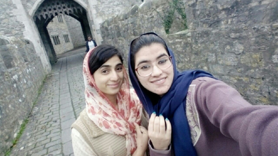 Standing with Malala: Meet the teenagers who survived the Taliban ...
