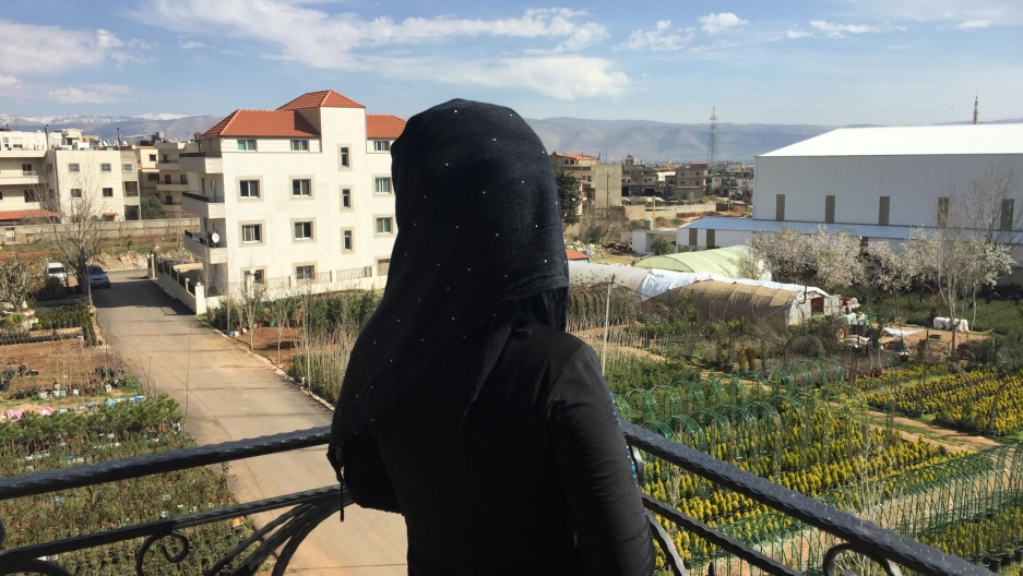Amira, who married at 16, says she faced severe abuse at the hands of her husband and found it difficult to escape.