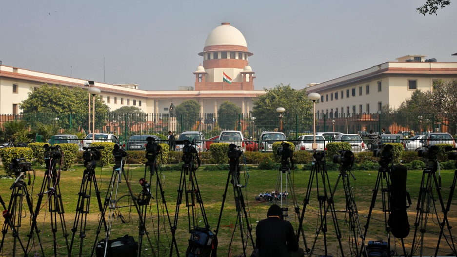 Indian court rules that men need protection from women