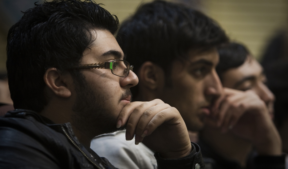 Youth in Iran
