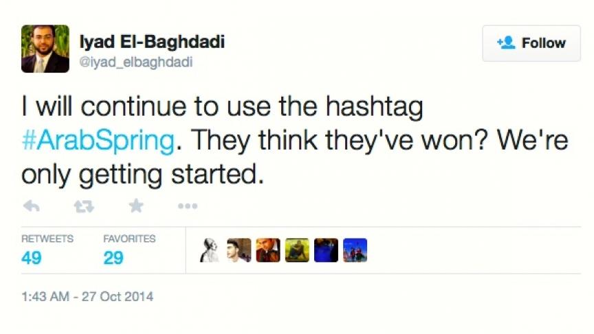 Image result for arab spring tweets