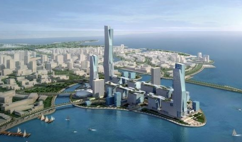 Saudi Arabia's picture of King Abdullah Economic City in 20 years