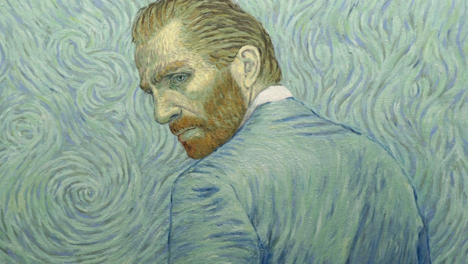 """A still from """"Loving Vincent"""""""
