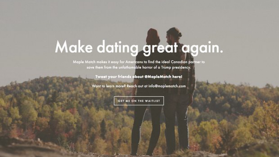 I want to go on a dating site