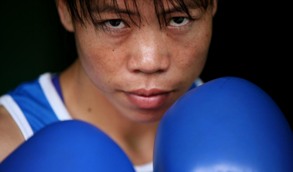Mangte Chungneijang Mary Kom, (born 1 March 1983), also known as Magnificent Mary or simply Mary Kom, is an Indian boxer belonging to Kom tribal community of northeastern Indian state of Manipur.