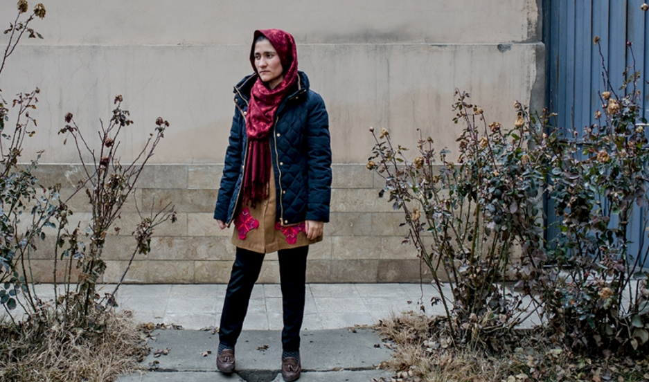 Shabana Basij-Rasikh created the School of Leadership Afghanistan to help other young Afghan women improve their lives.