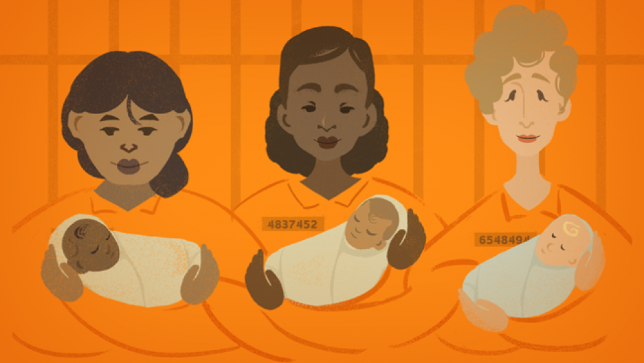 incarcerated moms