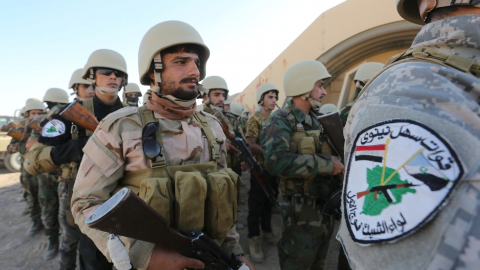 United States will send about 600 more troops to Iraq: defense chief