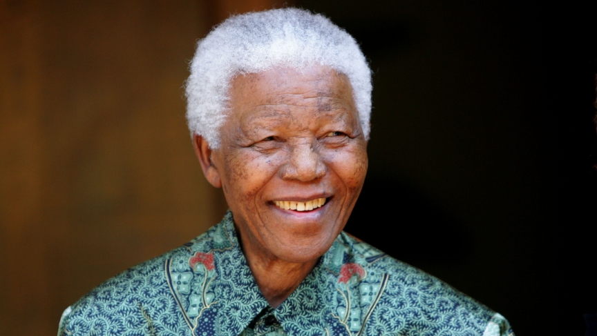 nelson mandela role model essay