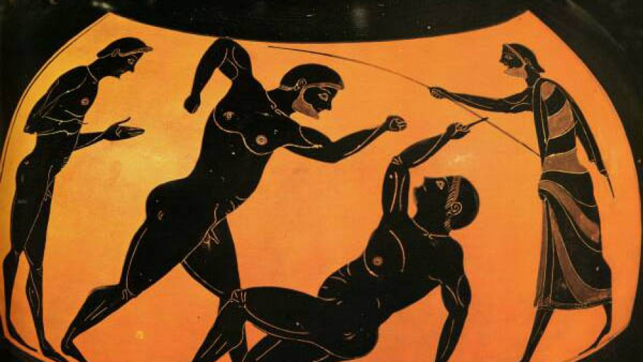 Ancient Greece MMA