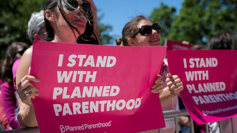 Measure to cut Planned Parenthood funding heads to Pa. Senate