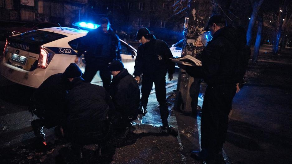 Lt. Maya Breslavski and her team detain a drunk driver after he attempted to flee the scene.