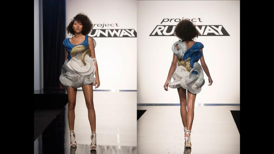 Venezuelan Designer Roberi Parra Hoping To Make A Fashion Statement On Project Runway