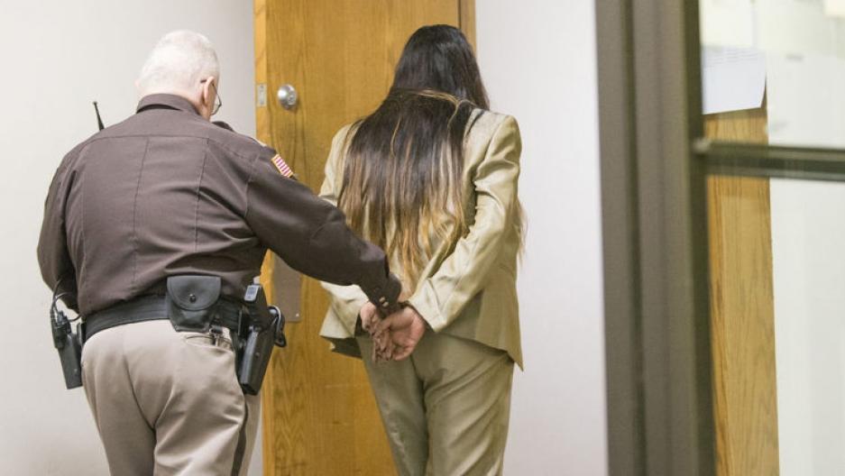 Purvi Patel trial photo