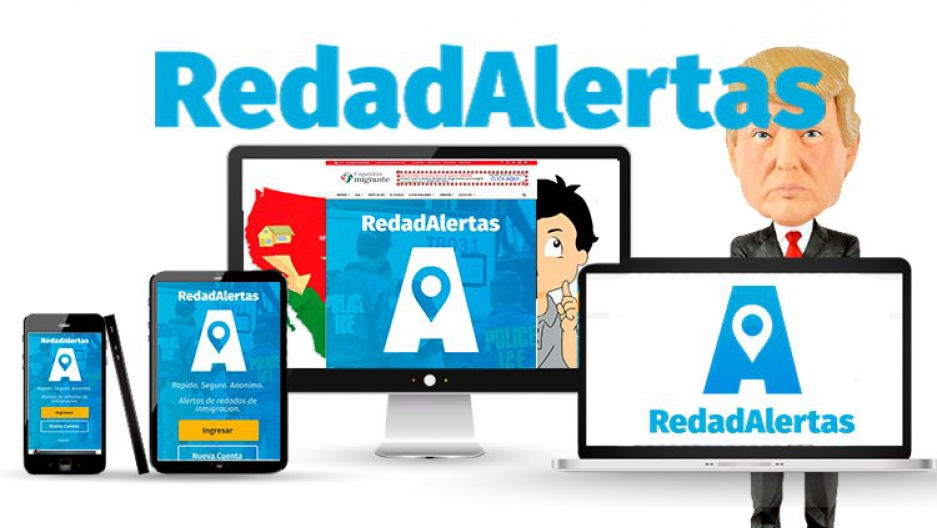 'RedadAlertas': an App that tells you where there are raids against immigrants.