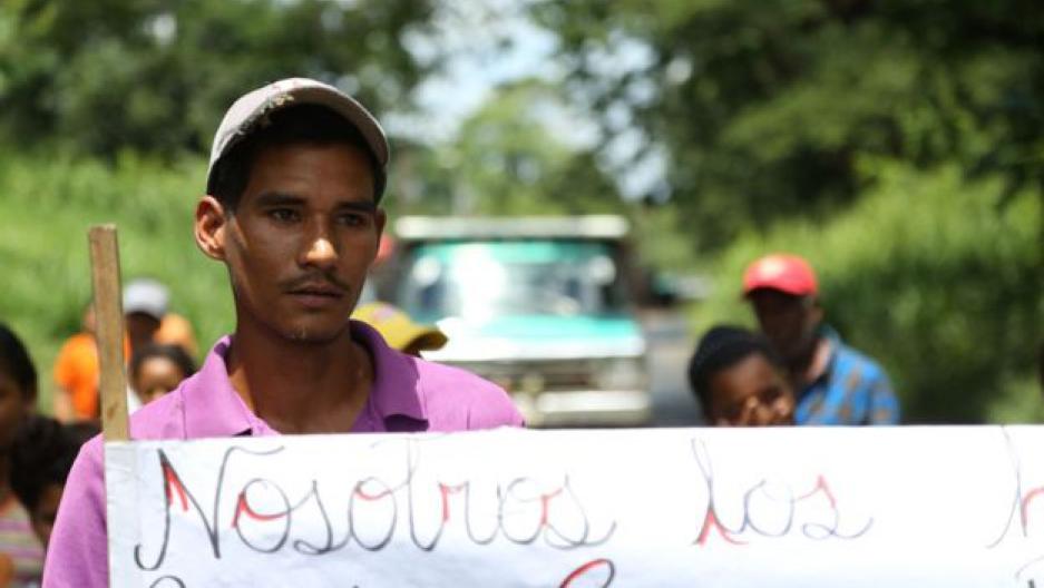 Hunger in Venezuela