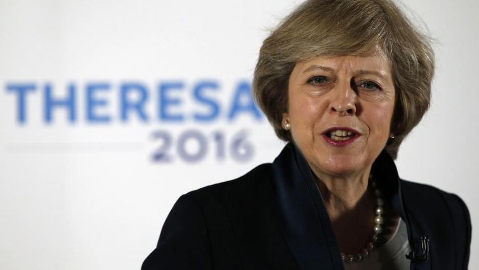 Theresa May to become British PM