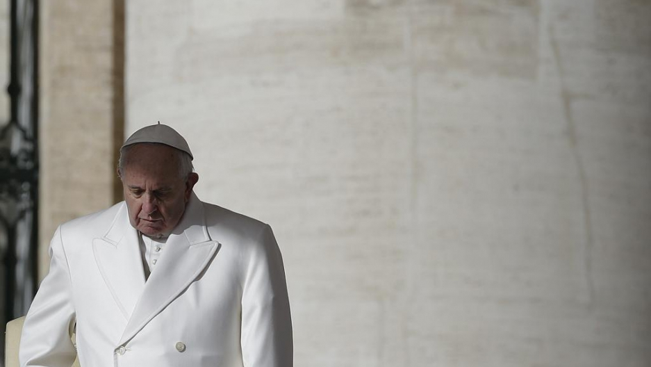 Is this the end of the pope's honeymoon period?