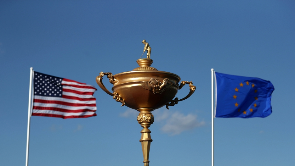 Rose, Stenson picked for Ryder Cup start