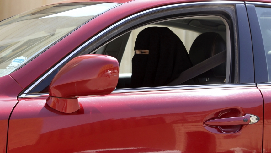 Saudi women drivers