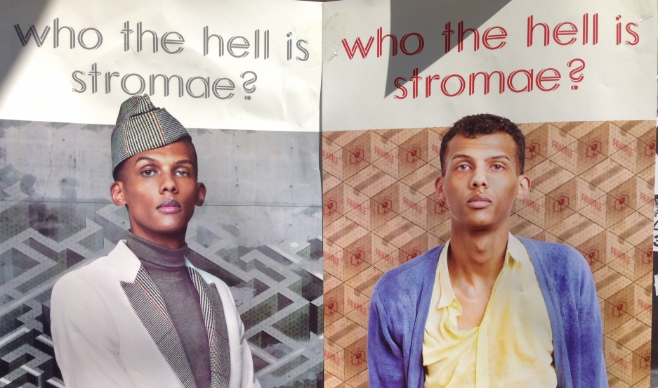 stromae the enormously popular belgian hip hop artist is trying to