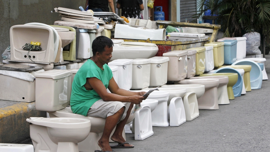 Sit-down toilets? Meh. In Asia, many say squatting is superior