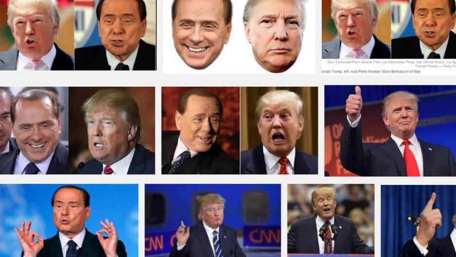 Is Berlusconi like Trump? Is Trump the American Berlusconi?