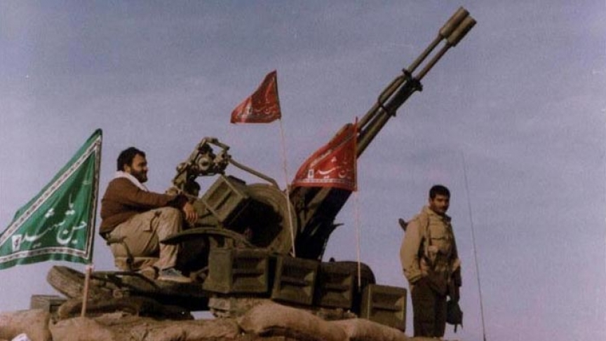 Army of the Guardians of the Islamic Revolution & Islamic Republic of Iran Army used many zu-23 in Iran-iraq war.