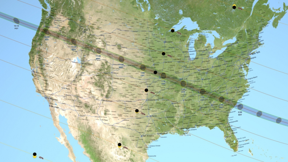 Science Friday What S Your Game Plan For The Great American Eclipse