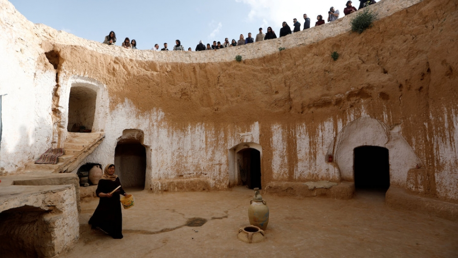 Marvelous In Tunisia, Preserving Tradition In The Last Underground Homes