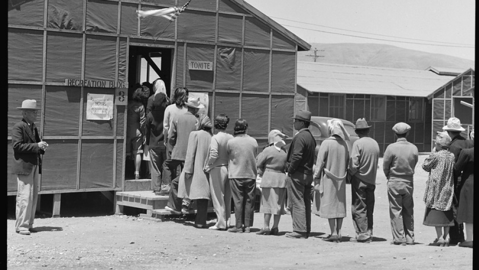 Japanese Americans Incarcerated During World War Ii Could