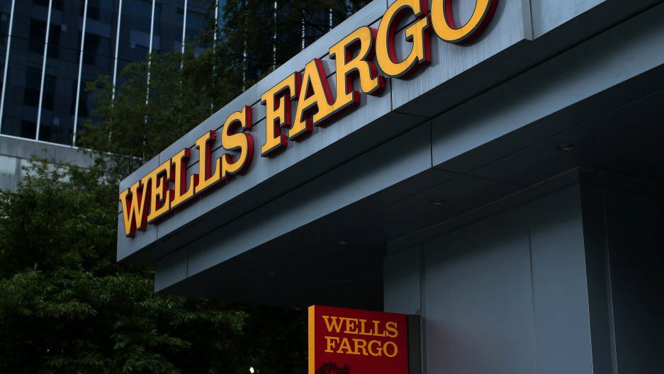 A Wells Fargo Bank