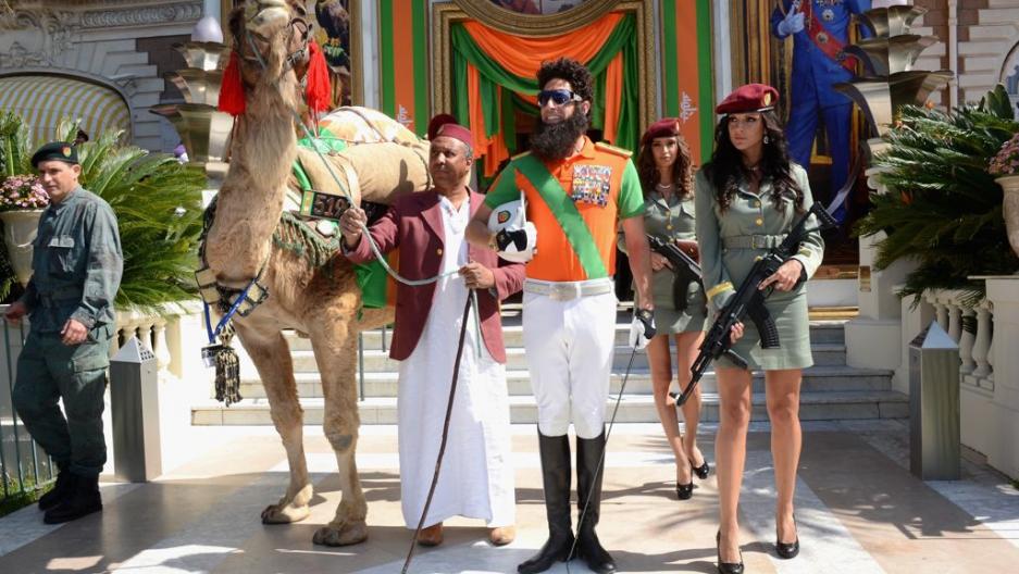 The Dictator Sacha Baron Cohen Spoof Banned In Tajikistan Video