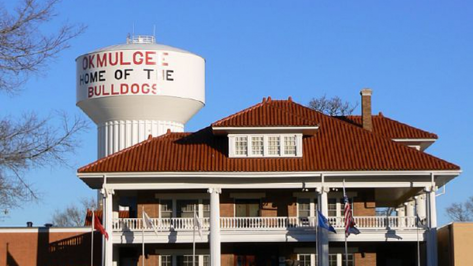 Okmulgee, Oklahoma, is home to the Miscogee Creek Nation headquarters.