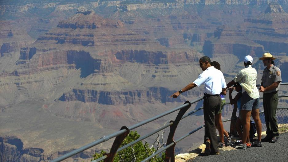 Obama administration bans uranium mining near Grand Canyon | Public