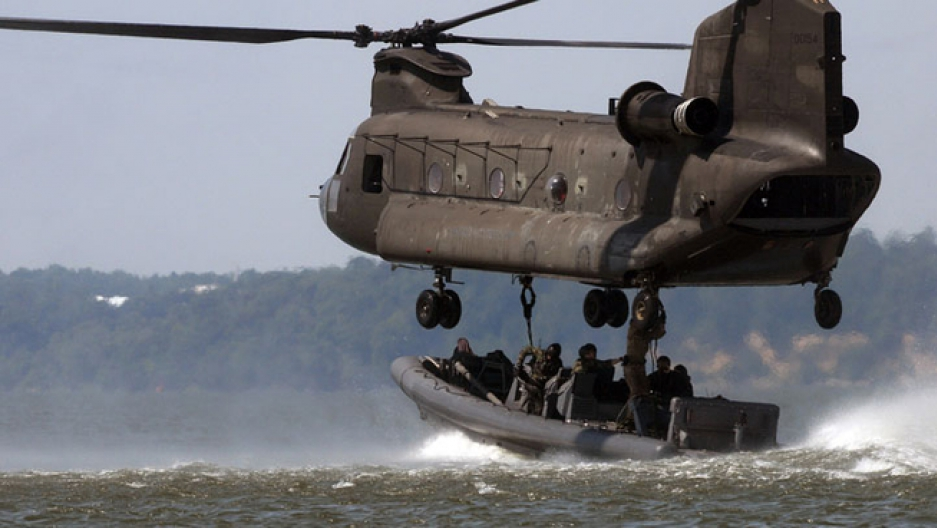 Navy SEALs from unit that killed bin Laden among those lost