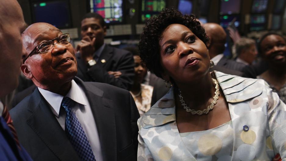 Jacob Zuma To Marry 4th Wife Gloria Bongi Ngema Public Radio