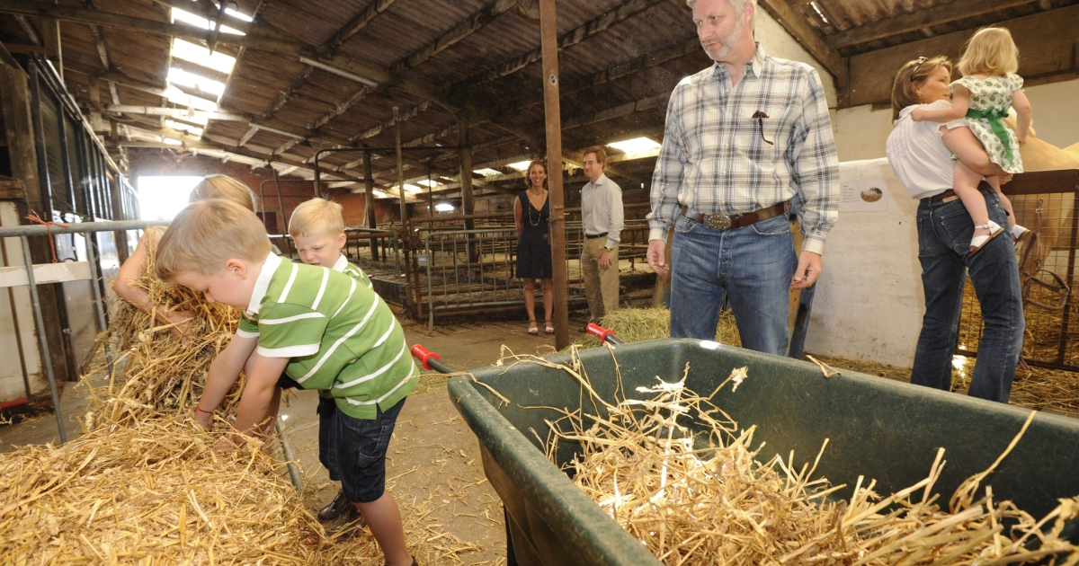 Farm children at dramatically higher risk of death, injury according to a new study in the journal Pediatrics.</p>